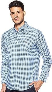 Ralph Lauren Mens Oxford Sports Shirt Hooded