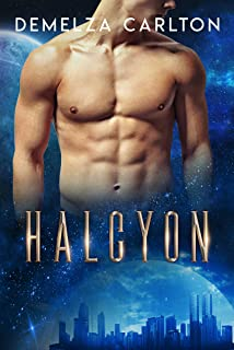 Halcyon: An Alien Scifi Romance (Colony: Aqua series Book 1)