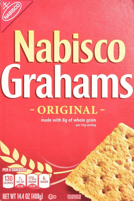 Nabisco Grahams Original Crackers 2021 autumn and Boston Mall winter new 444880 oz 14.4