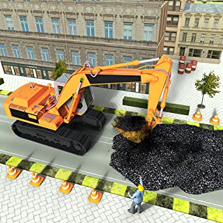 New Highway Builder 3D - Construction Games Free