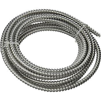 Southwire 68580021 25' 12/2 MC ALUM CABLE