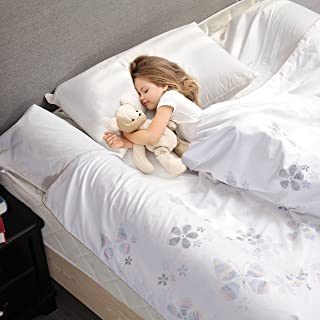 Modvel Toddler Bed Bumper Rail Guard | Comfortable Hypoallergenic Foam for Toddlers, Boys, Girls | Great Child Safety Prod...