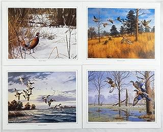 Vintage 1980's David Maass Wilderness Wings Print Portfolio 247