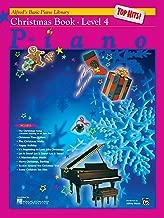 Alfred's Basic Piano Library Top Hits! Christmas, Bk 4
