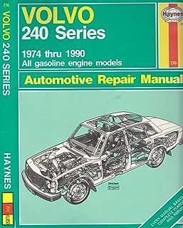 Best volvo 240 repair manual online Reviews