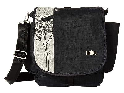 Haiku To Go Convertible 2.0 (Black Morel) Handbags