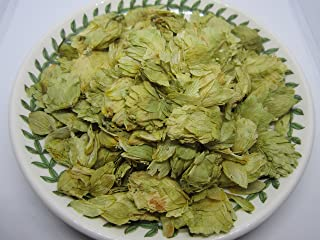 Hops Flowers - Dried Humulus lupulus Loose Tea from 100% Nature (2 oz)