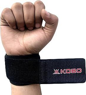 Kobo 3682 Wrist Support Free Size (Black), (1 Piece)