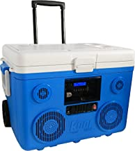 TUNES2GO CA-E065A KoolMAX Bluetooth 350-Watt Portable PA Speaker (Blue)