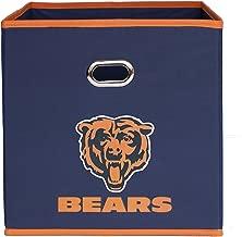 NFL Fabric Storage Bin, 11-inch
