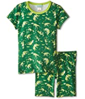 BedHead Kids - Tweens Short Sleeve Two-Piece Shorts Set (Big Kids)