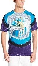 Liquid Blue Men's Led Zeppelin Swan Song Short Sleeve T-Shirt