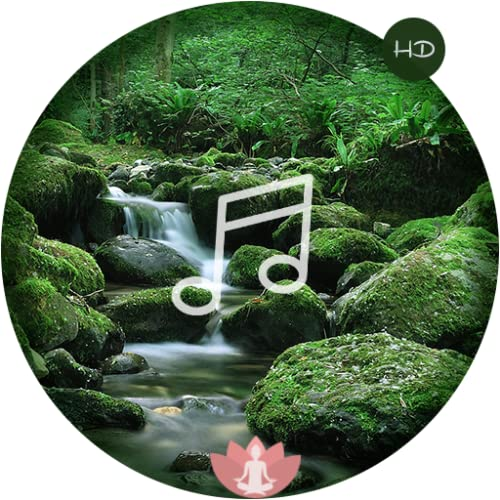 Waterfall sounds ~ Water flow sounds