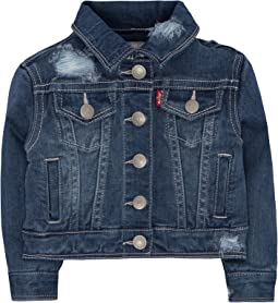 Levi's® Kids Trucker Jacket (Infant)