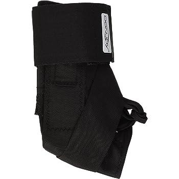 DonJoy Stabilizing Pro Ankle Support Brace, Black, Small