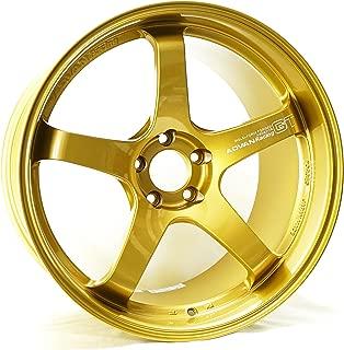 Yokohama Wheel Advan GT Gold Wheel with Painted Finish (20x10