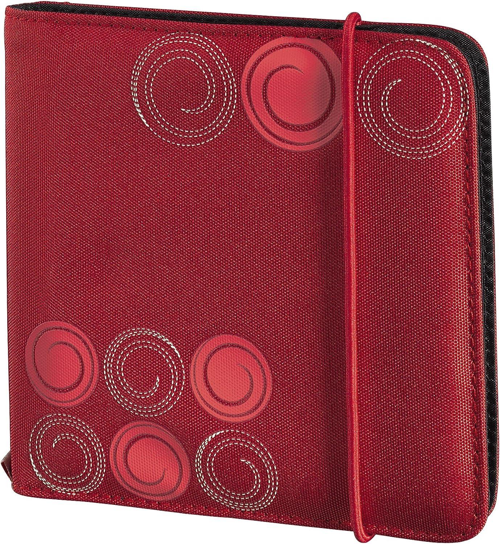 Hama Fashion Nylontasche Rot Computer Zubehör