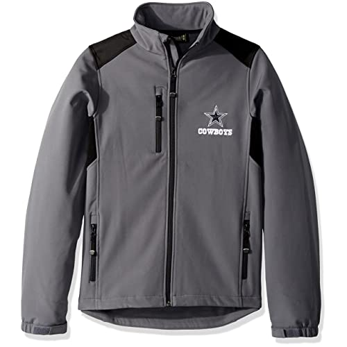 a61a03360 Dunbrooke Apparel NFL Adult Men s Softshell Jacket