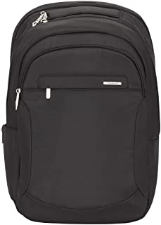 Travelon Anti-Theft Classic Large Backpack, Black, 12 x 18.5 x 6.5