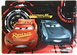 Disney-Pixar Cars 3 Placemats with Lightning 95 McQueen & Jackson Storm 2.0, Set of 2