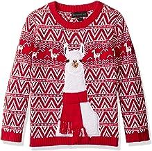 Blizzard Bay Boys' Llama Xmas Sweater