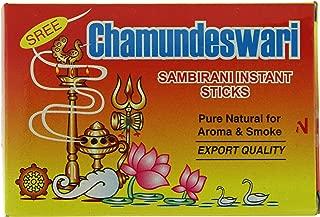 Sree Sambrani Instant Sticks - 24 per box - Sold in sets of 4 boxes