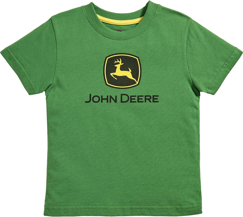 John Deere Kids Boys Houston Mall Short Tee Sleeve New mail order Trademark