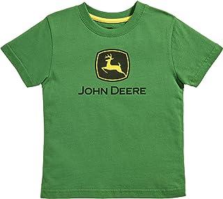 John Deere Boy's Short Sleeve Logo Tee