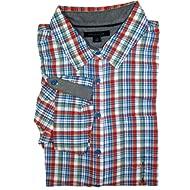 Womens Shirt Multi Strip (Large)