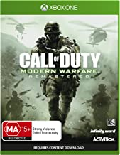 ACTIVISION Call of Duty, Modern Warfare Remastered, Xbox One