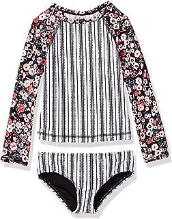 مجموعة ملابس السباحة Ditsy Soul بأكمام طويلة من Billabong للفتيات