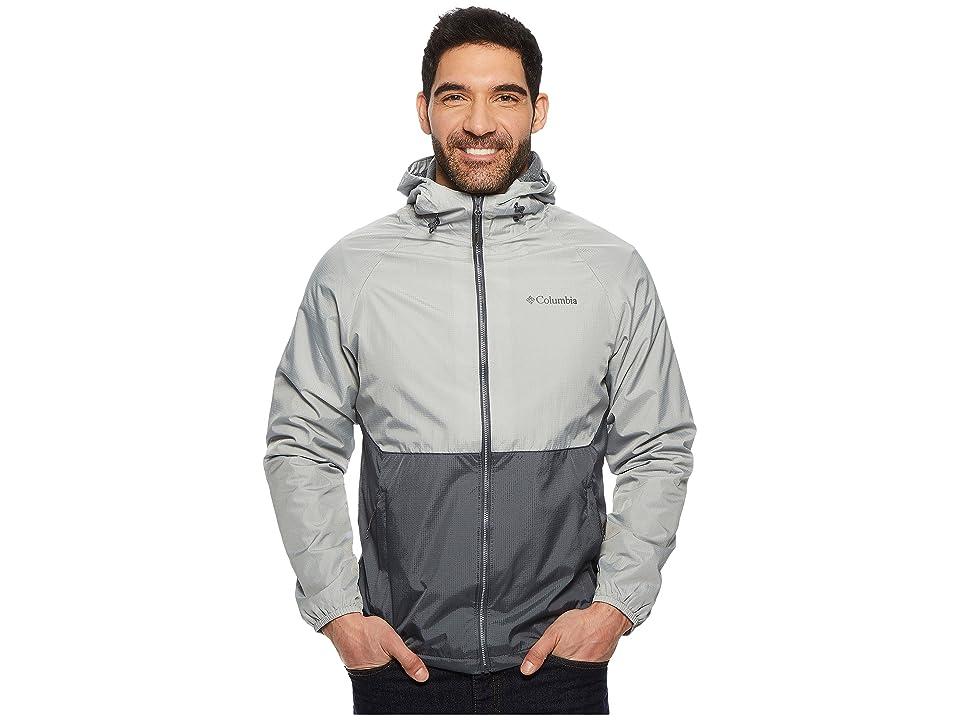 Columbia Spire Heights Jacket (Graphite/Columbia Grey) Men