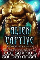 Alien Captive: A sci fi warrior romance (Tsenturion Masters Book 1) Kindle Edition