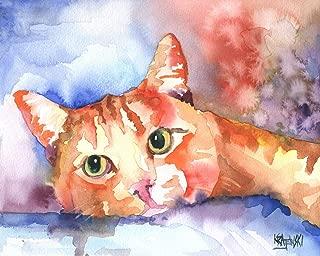 original cat art