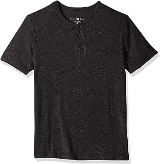 Men's Ultra Soft Short Sleeve Henley