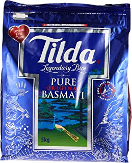Tilda Basmati Rice, 5kg
