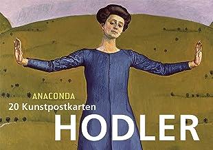 Postkartenbuch Ferdinand Hodler