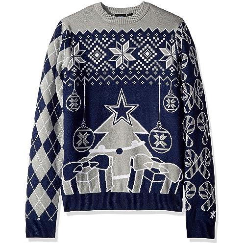 best service bc133 d121d Dallas Cowboys Sweaters: Amazon.com