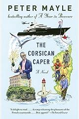 The Corsican Caper: A novel (Sam Levitt Capers Book 3) Kindle Edition