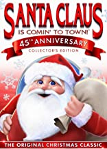Best santa claus is comin to town vhs Reviews