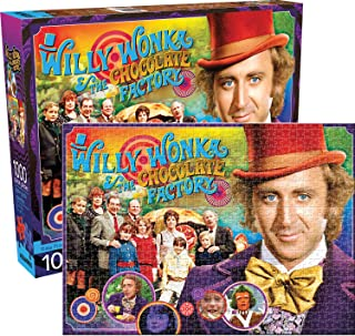 Aquarius Willy Wonka 1000 Piece Jigsaw Puzzle