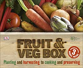 RHS Fruit and Veg Box: Planting and Harvesting to Cooking and Preserving