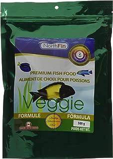 Northfin Food Veggie Formula 2Mm Pellet 500 Gram Package