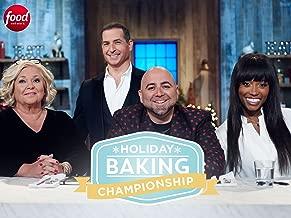 Holiday Baking Championship, Season 3
