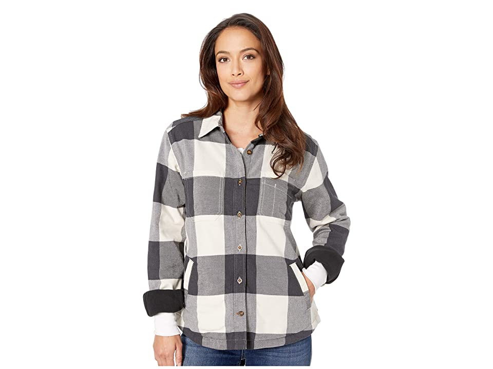 Carhartt Rugged Flex(r) Hamilton Fleece Lined Shirt (Natural) Women