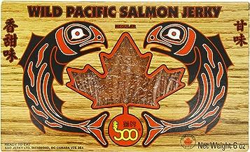 soo salmon jerky