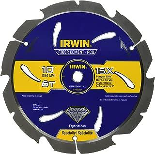 10 fiber cement saw blade