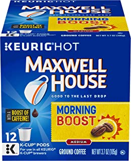 Best maxwell house morning boost Reviews