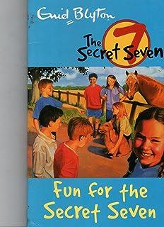 Fun For The Secret Seven: 15