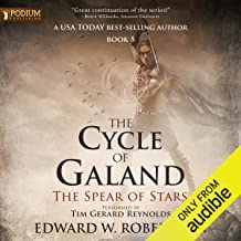 the cycle of galand book 5 audiobook